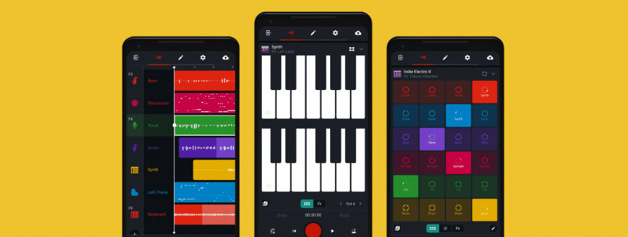 make own music app