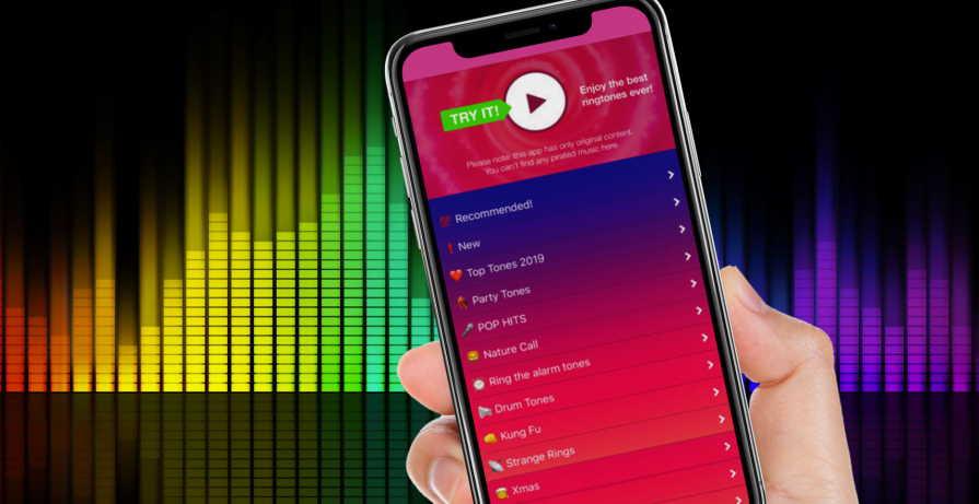 ringtone on iPhone